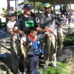 Benefit Bass Tournament Winners